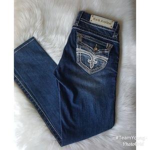 "[Rock Revival] ""Jen"" Skinny Jeans"
